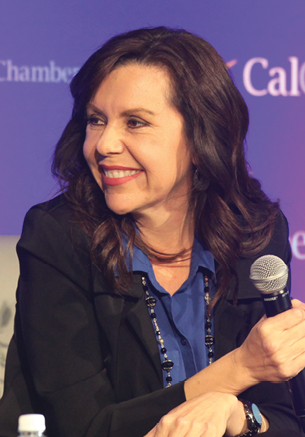 Blanca Rubio (D-Baldwin Park)