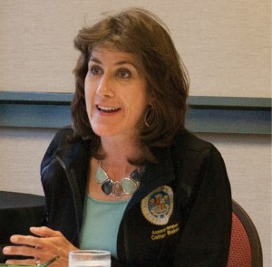 Assemblymember Catharine Baker (R-Dublin), vice chair, Assembly Higher Education Committee