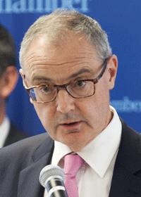 Ambassador David O'Sullivan