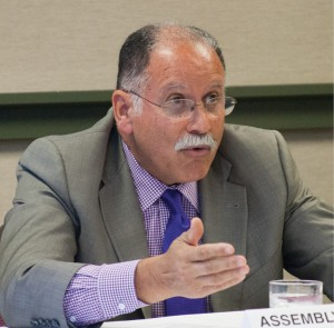 Assemblymember Jose Medina (D-Riverside), chair, Assembly Higher Education Committee