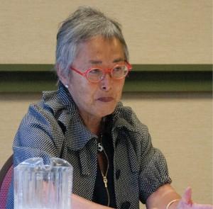 Senator Carol Liu (D-La Cañada Flintridge), chair, Senate Education Committee