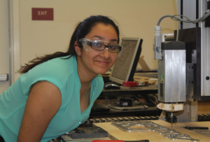 Gabriela Vargas will leverage her internship at Aerojet Rocketdyne to study engineering in college and start a career in engineering and teaching.