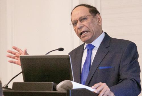 Ambassador Islam Siddiqui