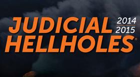 Judicial Hellholes 2014-2015